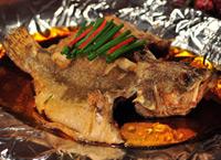 花雕黃油煎桂魚